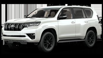 Автопрокат Toyota Land Cruiser Prado от 85.07 евро в день