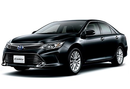 Toyota Camry car rental in Ukraine
