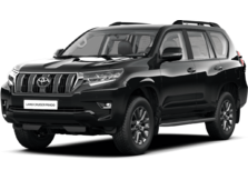 Прокат Toyota Land Cruiser Prado 4x4